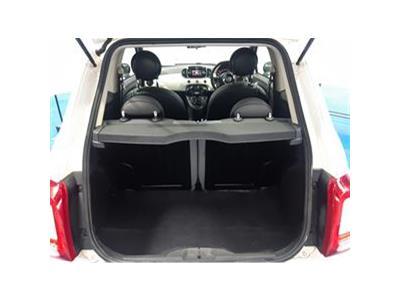 2016 FIAT 500 LOUNGE 1242 PETROL MANUAL  3 DOOR HATCHBACK