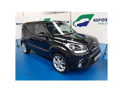 2013 KIA SOUL SHAKER 1591 PETROL MANUAL 6 Speed 5 DOOR HATCHBACK