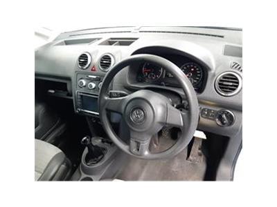 2011 VOLKSWAGEN CADDY C20 TDI 102 1598 DIESEL MANUAL 5 Speed 5 DOOR PANEL VAN