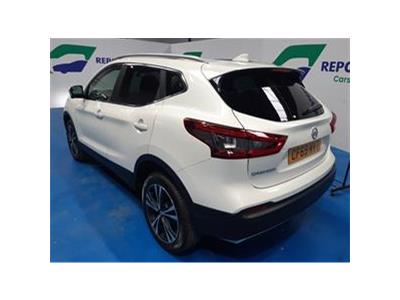 2020 NISSAN QASHQAI DIG-T N-CONNECTA 1332 PETROL MANUAL 6 Speed 5 DOOR HATCHBACK