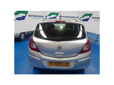 2007 VAUXHALL CORSA CLUB 16V 1364 PETROL MANUAL 5 Speed 5 DOOR HATCHBACK
