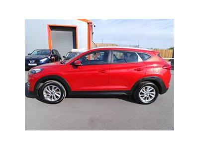 2016 HYUNDAI TUCSON CRDI SE NAV BLUE DRIVE 1995 DIESEL MANUAL 6 Speed 5 DOOR ESTATE