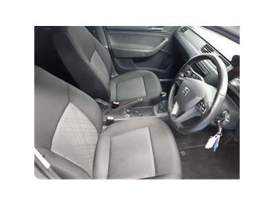 2015 SEAT TOLEDO TDI CR ECOMOTIVE S 1598 DIESEL MANUAL 5 Speed 5 DOOR HATCHBACK
