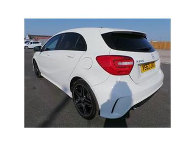 2012 MERCEDES A-CLASS A200 CDI BLUEEFFICIENCY AMG SP 1796 DIESEL SEMI AUTO  5 DOOR HATCHBACK