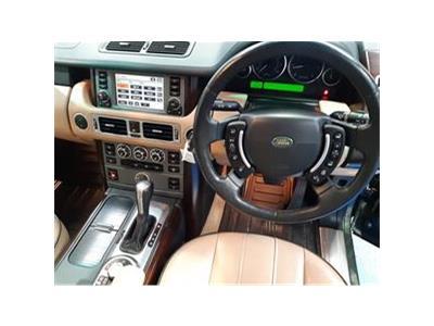 2008 LAND ROVER MK3 (L322) TDV8 VOGUE 3628 DIESEL AUTOMATIC  5 DOOR ESTATE