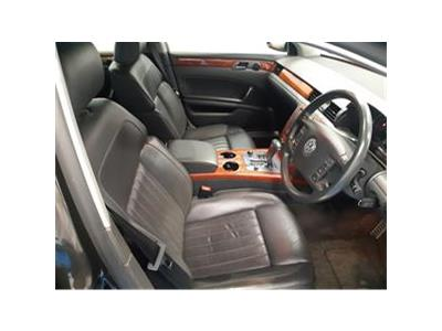 2008 VOLKSWAGEN PHAETON V6 TDI 4MOTION 2967 DIESEL AUTOMATIC 6 Speed 4 DOOR SALOON
