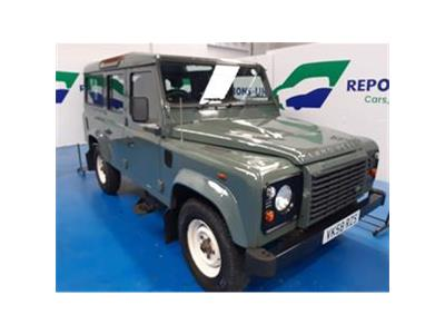 2008 LAND ROVER DEFENDER 110 2402 DIESEL MANUAL 6 Speed 5 DOOR ESTATE