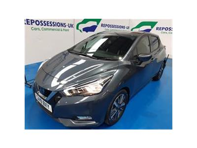 2019 NISSAN MICRA IG-T N-CONNECTA 899 PETROL MANUAL 5 Speed 5 DOOR HATCHBACK