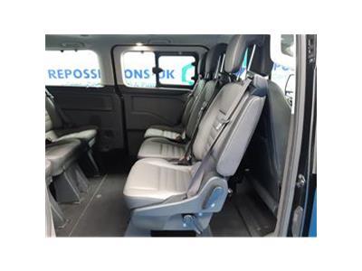 2019 FORD TOURNEO CUSTOM 320 TITANIUM 1996 DIESEL AUTOMATIC 6 Speed 4 DOOR MPV