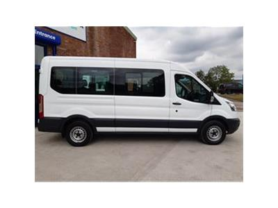 2015 FORD TRANSIT 410 SHR BUS 15 STR 2198 DIESEL MANUAL  2 DOOR MINIBUS