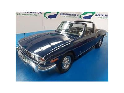 1973 TRIUMPH STAG STAG AUTO 2997 PETROL AUTOMATIC  2 DOOR CONVERTIBLE