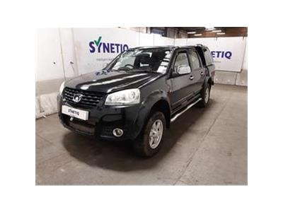 2013 GREAT WALL STEED TD SE 4X4 DCB