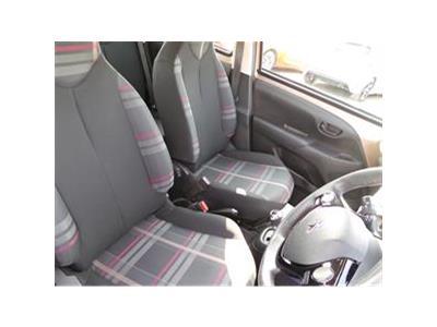 2014 PEUGEOT 108 ACTIVE 998 PETROL SEMI AUTO 5 Speed 5 DOOR HATCHBACK