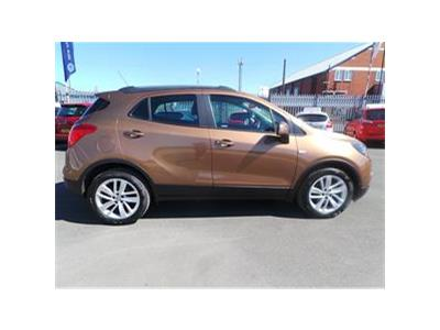 2017 VAUXHALL MOKKA X ACTIVE S/S 1598 PETROL MANUAL 5 Speed 5 DOOR HATCHBACK