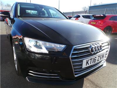 2016 AUDI A4 TDI ULTRA SE 1968 DIESEL MANUAL 6 Speed 4 DOOR SALOON