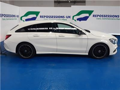 2017 MERCEDES CLA CLA 200 D AMG LINE 2143 DIESEL MANUAL 6 Speed 5 DOOR ESTATE