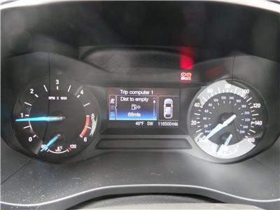 2016 FORD MONDEO ZETEC ECONETIC TDCI 1499 DIESEL MANUAL 6 Speed 5 DOOR HATCHBACK