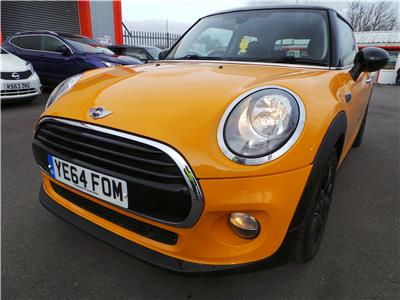 2014 MINI HATCH COOPER 1499 PETROL MANUAL 6 Speed 3 DOOR HATCHBACK