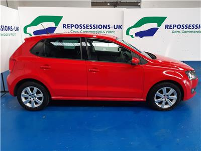 2013 VOLKSWAGEN POLO MATCH EDITION 1390 PETROL MANUAL 5 Speed 5 DOOR HATCHBACK