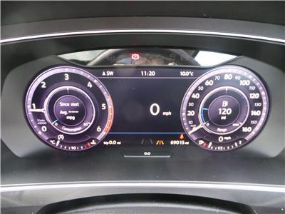 2017 VOLKSWAGEN TIGUAN SEL TDI BMT 1968 DIESEL MANUAL 6 Speed 5 DOOR ESTATE
