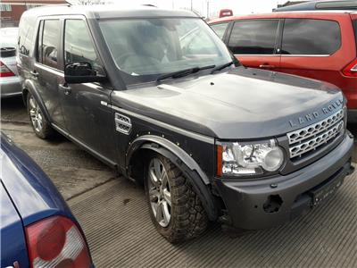 2013 LAND ROVER DISCOVERY 4 V6 XE COMMERCIAL