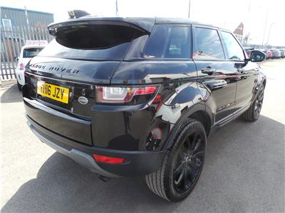 2016 LAND ROVER RANGE ROVER EVOQUE TD4 SE TECH 1999 DIESEL MANUAL 6 Speed 5 DOOR ESTATE