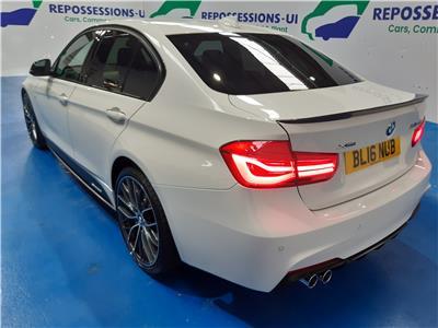 2016 BMW 3 SERIES 335D XDRIVE M SPORT 2993 DIESEL AUTOMATIC 8 Speed 4 DOOR SALOON