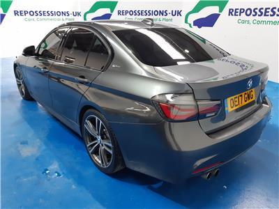 2017 BMW 3 SERIES 330E M SPORT 1998 PETROL/ELECTRIC AUTOMATIC 8 Speed 4 DOOR SALOON