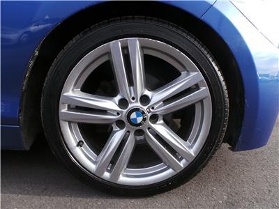 2012 BMW 1 SERIES 118D M SPORT 1995 DIESEL MANUAL 6 Speed 5 DOOR HATCHBACK