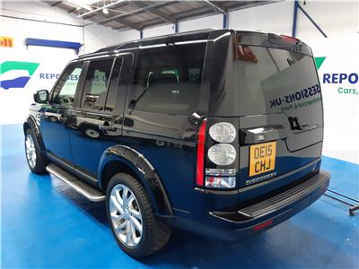 2015 LAND ROVER DISCOVERY SDV6 HSE 2993 DIESEL AUTOMATIC 8 Speed 5 DOOR ESTATE
