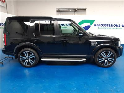 2014 LAND ROVER DISCOVERY SDV6 HSE 2993 DIESEL AUTOMATIC 8 Speed 5 DOOR ESTATE