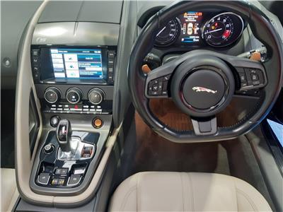 2014 JAGUAR F-TYPE V6 S 2995 PETROL AUTOMATIC 8 Speed 2 DOOR CONVERTIBLE