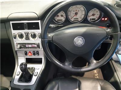 2003 MERCEDES SLK SLK200 KOMPRESSOR 1998 PETROL MANUAL 6 Speed 2 DOOR CONVERTIBLE