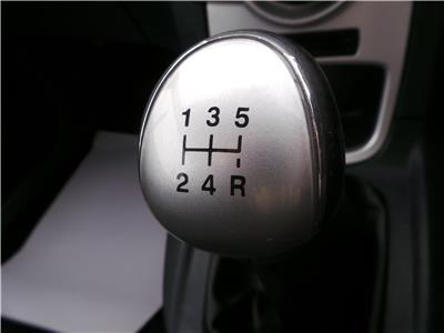 2012 FORD FIESTA ZETEC 1242 PETROL MANUAL 5 Speed 3 DOOR HATCHBACK