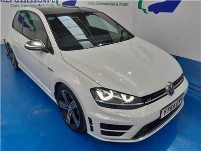 2014 VOLKSWAGEN GOLF R DSG 1984 PETROL SEMI AUTO 6 Speed 3 DOOR HATCHBACK