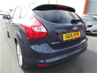 2014 FORD FOCUS ZETEC 999 PETROL MANUAL 6 Speed 5 DOOR HATCHBACK