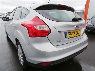2012 FORD FOCUS EDGE TDCI 95 1560 DIESEL MANUAL 6 Speed 5 DOOR HATCHBACK