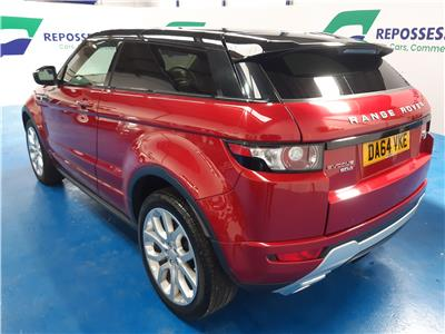 2015 LAND ROVER RANGE ROVER EVOQUE SD4 DYNAMIC 2179 DIESEL MANUAL 6 Speed 3 DOOR COUPE
