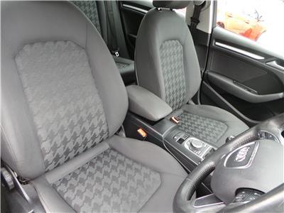 2015 AUDI A3 TDI SE TECHNIK 1598 DIESEL MANUAL 6 Speed 5 DOOR HATCHBACK