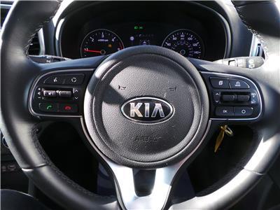 2016 KIA SPORTAGE CRDI 2 ISG 1685 DIESEL MANUAL 6 Speed 5 DOOR ESTATE