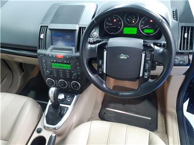 2012 LAND ROVER FREELANDER SD4 HSE 2179 DIESEL AUTOMATIC 6 Speed 5 DOOR ESTATE