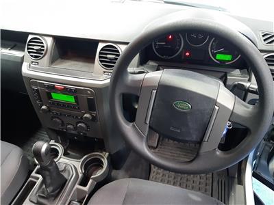 2006 LAND ROVER DISCOVERY 3 TDV6 5 SEATS 2720 DIESEL MANUAL 6 Speed 5 DOOR ESTATE