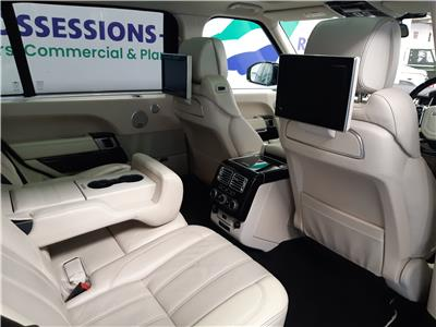 2015 LAND ROVER MK4 (LG) 2012 On SDV8 AUTOBIOGRAPHY 4367 DIESEL AUTOMATIC 8 Speed 5 DOOR ESTATE