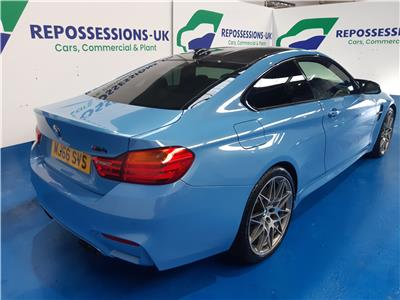 2016 BMW 4 SERIES M4 COMPETITION PACKAGE 2979 PETROL SEMI AUTO 7 Speed 2 DOOR COUPE