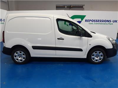 2015 PEUGEOT PARTNER HDI PROFESSIONAL 625 1560 DIESEL MANUAL 5 Speed PANEL VAN