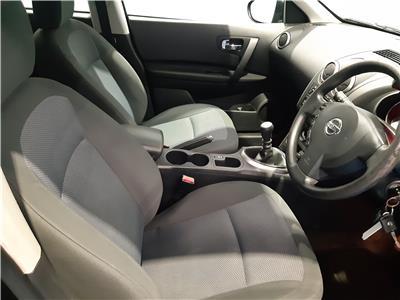 2010 NISSAN QASHQAI VISIA DCI 1461 DIESEL MANUAL 6 Speed 5 DOOR HATCHBACK