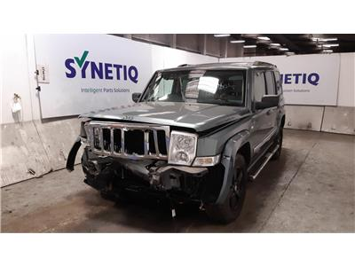 2006 JEEP COMMANDER V6 CRD LIMITED