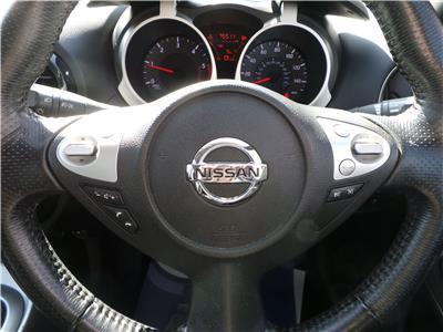 2011 NISSAN JUKE ACENTA DCI 1461 DIESEL MANUAL 6 Speed 5 DOOR HATCHBACK