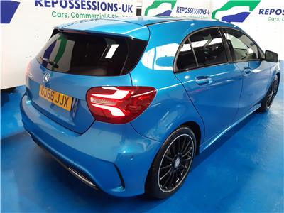 2017 MERCEDES A-CLASS A 220 D AMG LINE PREMIUM PLUS 2143 DIESEL SEMI AUTO 7 Speed 5 DOOR HATCHBACK