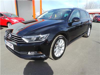 2017 VOLKSWAGEN PASSAT SE BUSINESS TDI BLUEMOTION TEC 1598 DIESEL MANUAL 6 Speed 5 DOOR ESTATE
